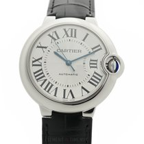 Cartier Ballon Bleu 36mm new Automatic Watch with original box and original papers W69017Z4