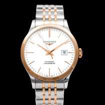 Longines Record L28215727 new
