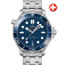 Omega Seamaster Diver 300 M Сталь 42mm Россия, Moscow