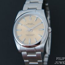 Rolex Oyster Perpetual 34 Staal 34mm Champagne Nederland, Maastricht