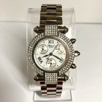 Chopard Steel Quartz pre-owned Imperiale