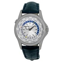 Patek Philippe World Time 5130-G pre-owned