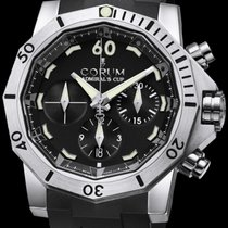 Corum 753-451-04-0371-AN22 Titan Admiral's Cup (submodel) 46mm neu