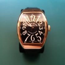 Franck Muller Rose gold 32mm Automatic V32 SC AT FO pre-owned Singapore, Singapore