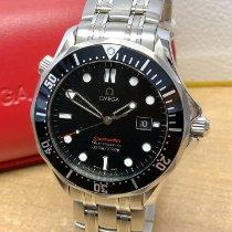 Omega Seamaster Diver 300 M Steel 41mm Black No numerals United Kingdom, Wilmslow