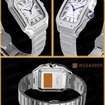 Cartier Santos (submodel) WSSA0009 Very good Steel 39.8mm Automatic