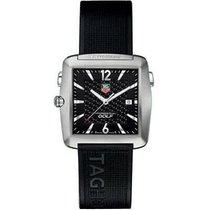 TAG Heuer Professional Golf Watch Titanium 36.5mm Black