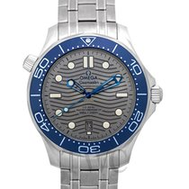 Omega Seamaster Diver 300 M 210.30.42.20.06.001 New Steel 42mm Automatic