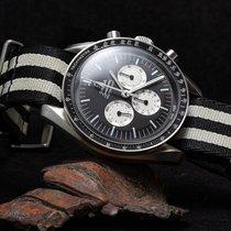 Omega Speedmaster Professional Moonwatch Staal 42mm Zwart Geen cijfers Nederland, Amsterdam