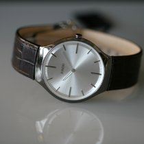 Rado True Thinline Ceramic 39mm Silver No numerals