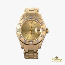 Rolex Lady-Datejust Pearlmaster Oro amarillo 29mm Oro Sin cifras España, Madrid