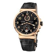 Ulysse Nardin Marine Chronometer Manufacture Pозовое золото