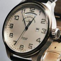 Zeno-Watch Basel Acero Automático 8554DD-12-E2 usados España, Cerdanyola del Valles