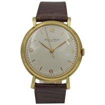 IWC Schaffhausen 18k Yellow Gold Manual Winding Watch