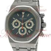 Audemars Piguet 26300ST.OO.1110ST.07 Steel Royal Oak Chronograph 39mm pre-owned United States of America, New York, New York
