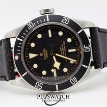 Tudor Black Bay Steel 41mm Black No numerals