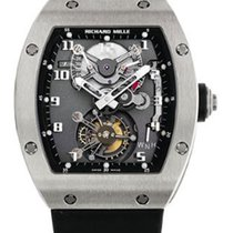 Richard Mille Tourbillon RM 002