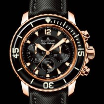 Blancpain Fifty Fathoms 5085F-3630-52B New Rose gold 45mm Automatic