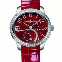 Ulysse Nardin Jade neu 2020 Automatik Uhr mit Original-Box und Original-Papieren 3103-125B/E6