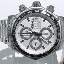 Ebel 1911 Discovery Chronograph - 9750L62-63B60
