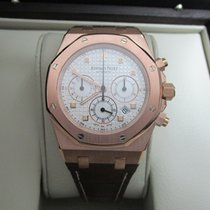 Audemars Piguet 26022OR.OO.D088CR.01 Roségold Royal Oak Chronograph 39mm gebraucht