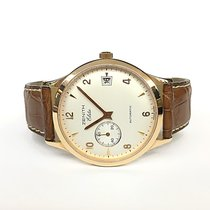 Zenith pre-owned Automatic 37mm White Sapphire Glass