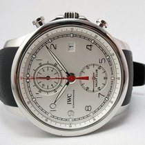 IWC IW390502 Portuguese Yacht Club Chronograph 43.5mm Steel