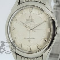 Omega Constellation Chronometer Pie Pan 2852-5SC  Papers 1957