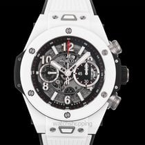 Hublot Big Bang Unico new Automatic Watch with original box and original papers 411.HX.1170.RX