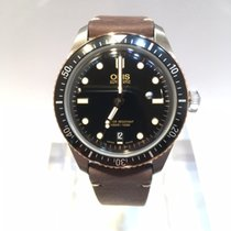 Oris Divers Sixty Five new 2018 Automatic Watch with original box and original papers 01 733 7707 4354-07 5 20 55