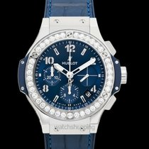 Hublot Big Bang Steel 38mm Blue United States of America, California, San Mateo