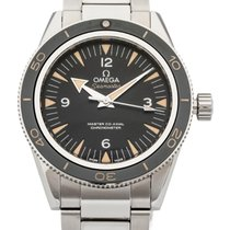 Omega Seamaster 300 Master Co-Axial B&P 2014