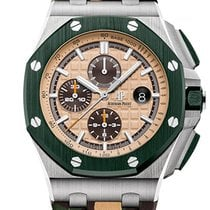 Audemars Piguet Royal Oak Offshore Chronograph nuevo 44mm Acero
