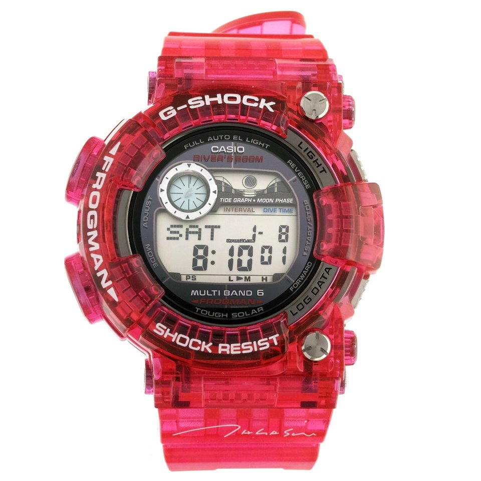 super popular cfb59 8132b Casio G-Shock Frogman by Takashi Murakami, Ref. GWF-1000TM-4JR for  RM106,726 for sale from a Seller on Chrono24