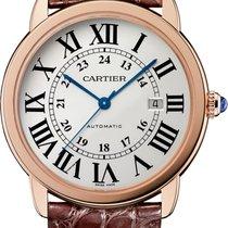 Cartier Ronde Solo de Cartier W6701009 2020 new