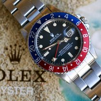 """Rolex GMT-Master 16750 """"Pepsi"""" from 1981 in amazing condition"""