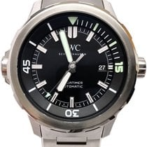 IWC Aquatimer Automatic Steel 42mm Black No numerals United States of America, Florida, Naples