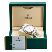 Rolex 216570-0001 Steel 2018 Explorer II 42mm pre-owned United States of America, New York, NewYork