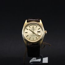 Rolex Day-Date 36 Gult gull 36mm Ingen tall