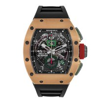 Richard Mille RM 011 RM11-01 pre-owned