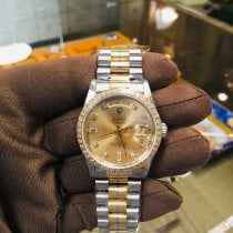 Rolex White gold 36mm Automatic 18349 pre-owned UAE, Dubai