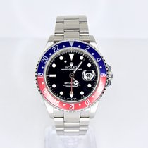 Rolex GMT-Master II 16710BLRO 2004 pre-owned