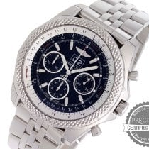 Breitling Bentley 6.75 Steel 49mm Black No numerals United States of America, Pennsylvania, Willow Grove
