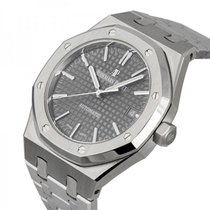 Audemars Piguet 15450ST.OO.1256ST.02 Stål Royal Oak Selfwinding 37mm ny
