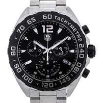 TAG Heuer Formula 1 Quartz Steel 43mm Black