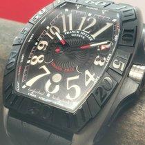 Franck Muller Titanium Automatic Black 45mm pre-owned