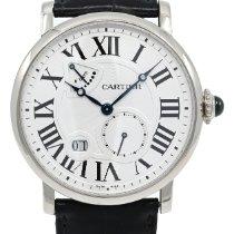 Cartier Rotonde de Cartier Or blanc 42mm Argent Romains France, LYON