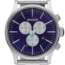 Nixon Steel 42mm Quartz A386 230 new