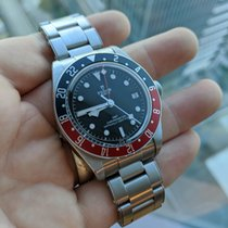 Tudor Black Bay GMT M79830RB pre-owned