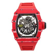 Richard Mille Carbon 49.94mm Automatic FQ/132 pre-owned